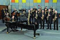 Big Band českého rozhlasu zakončí slavnostně první ročník festivalu Swingtime in Poděbrady.