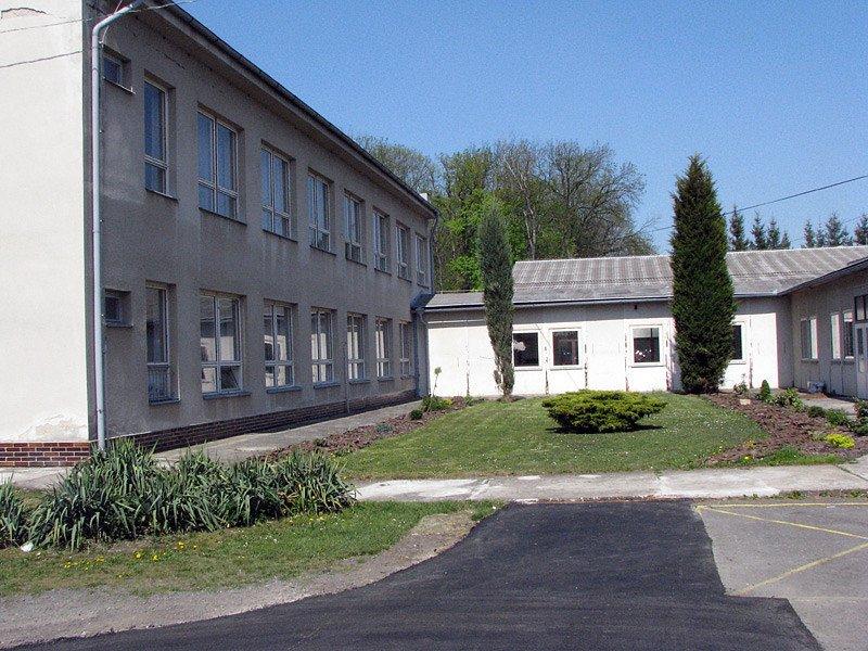 Základní škola v Křinci