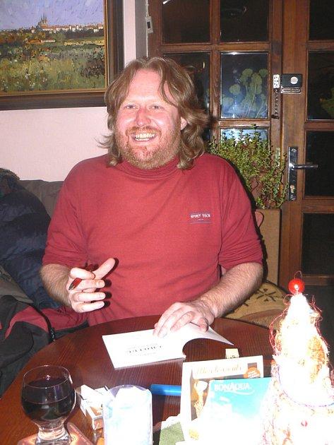 Publicista Michal Plavec