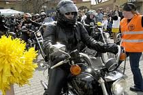 Motorkáři se sejdou v Poděbradech.