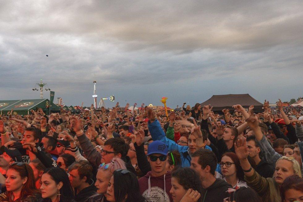 Fotoreportáž z festivalu Votvírák 2017