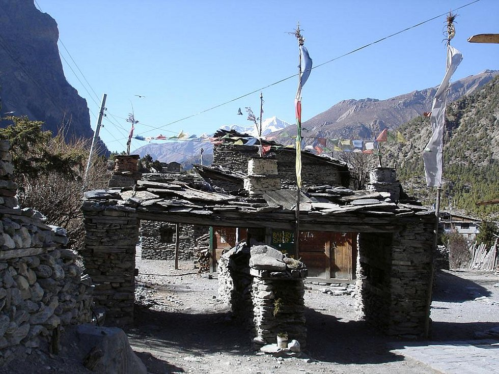 Na cestách po Nepálu.