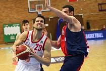 Nymburk přehrál v nejvyšší soutěži Brno. Připsali si tak čtrnáctou soutěžní výhru za sebou a devatenáctou v řadě v Kooperativa NBL.