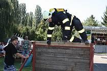 Ve Velkém Zboží se konala náročná soutěž Železný hasič.