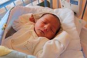 VILIAM SE NARODIL VE STŘEDU. VILIAM KOVACS se narodil mamince Janě z Nymburka ve středu 6. září 2017 v 19.06 hodin. Vážil 2 330 g a měřil 47 cm.
