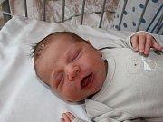 ŠIMON JE NOVÝ BRÁŠKA LUKÁŠE. Šimon Zahradník přišel na svět 8. října 2013 ve 14.28 hodin. Doma je v Poděbradech s maminkou Pavlínou, tátou Čeňkem a bratrem Lukášem.