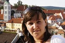 Natália Vojtíková, maminka postiženého dítěte, Krchleby