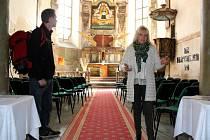 I letos se mají zájemci možnost podívat do kostela svatého Jiljí.