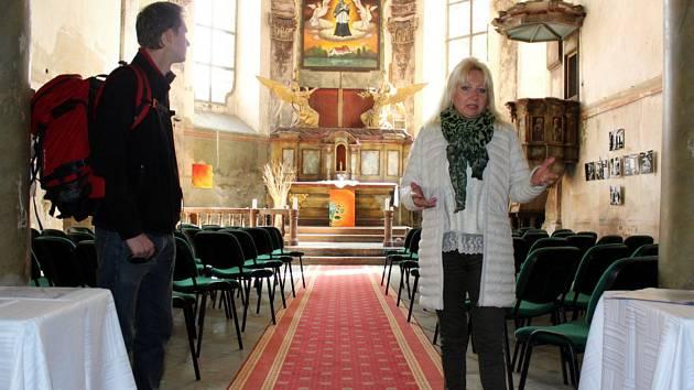 oblíbená akce otevře i kostelní věž na jiljí nymburský deník