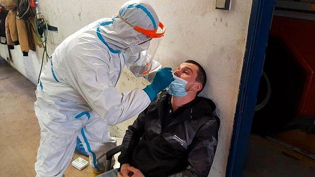 Koronavirus na Nymbursku