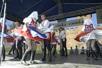 Festival dětských folklorních souborů se v Nymburce koná letos už podvanácté.