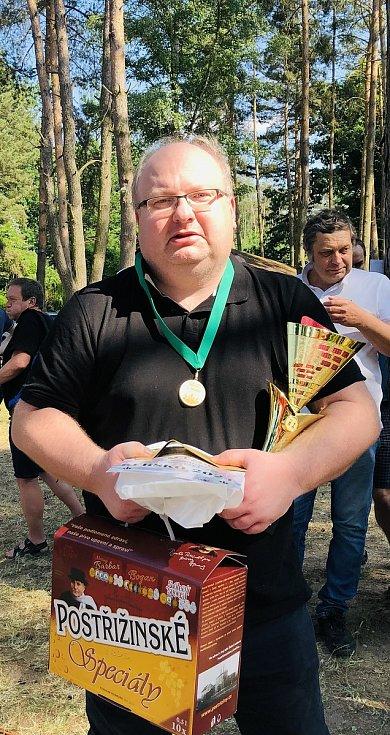 Mezinárodní turnaj v rapid šachu Kersko 2021.