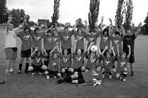 Starším žákům FK Slovan Lysá nad Labem (ročník 1992 - 1993) se splnil postupový sen.