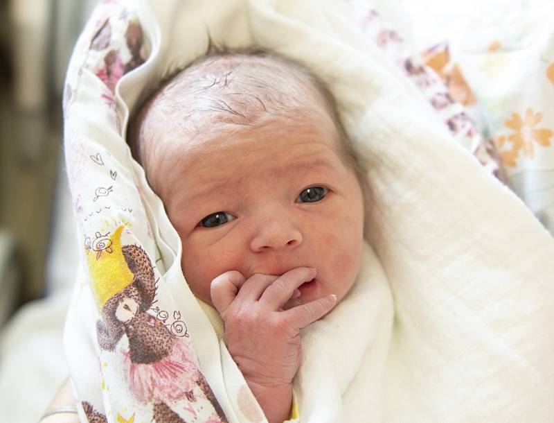 Natália Ambrozová se narodila v nymburské porodnici 16. září 2021 ve 2.27 hodin s váhou 2900 g a mírou 48 cm. V Nymburce bude holčička bydlet s maminkou Lucií, tatínkem Danielem a bráškou Filipem (2 roky).