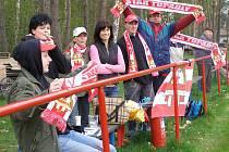 Z utkání I.B třídy Loučeň - Tupadly (1:0)