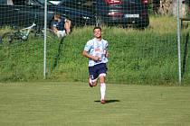 Ofenzivní fotbalista Marek Ramšák