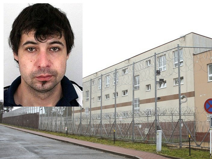 V pondělí před polednem z místa svého pracoviště zmizel jedenatřicetiletý vězeň, který si odpykával trest v jiřické věznici.