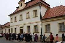 Slavnostní znovu otevření Muzea B. Hrozného v Lysé nad Labem
