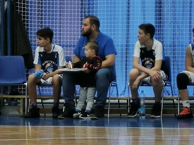 Filip Rytina: Díky basketbalu jsem mohl poznat spoustu lidí