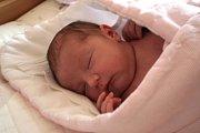 BARUNKA KOZÁKOVÁ se narodila 29. října 2018 v 18.44 hodin s délkou 49 cm a váhou 3 950g. Rodiče Hana a Jiří z Vrbice se holčičku předem těšili. Doma na ní čekají sourozenci Eliška a Míra.
