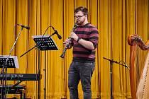 On-line koncert ZUŠ Otakara Vondrovice Poděbrady.