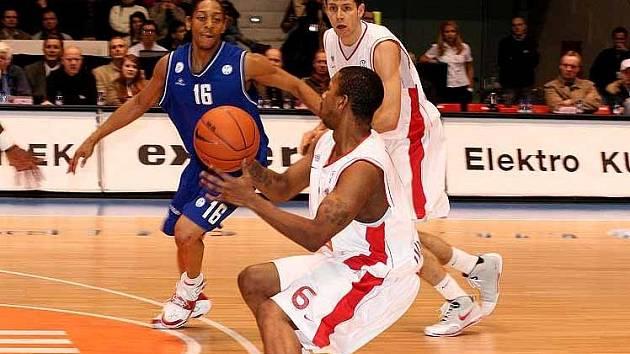 Basketbalisty Nymburka čeká dnes další střetnutí poháru ULEB