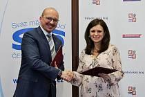 Středočeský kraj a Svaz měst a obcí ČR uzavřely memorandum o spolupráci.