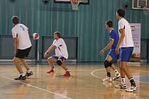 Volejbalisté Nymburka skončili na turnaji poslední
