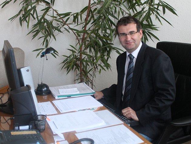 Jan Nechutný, ředitel SOU Nové Strašecí