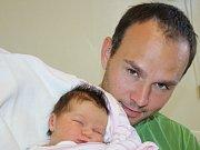 LAURA JE KRÁSNÉ PŘEKVAPENÍ. Dcera Laura Kurelová překvapila rodiče Anetu a Jirku ve středu 17. října 2012 v 0.08 hodin. Prvorozená přišla na svět s mírami 51 cm a 3 510 g a s rodiči bydlí ve Ždánici u Kouřimi.