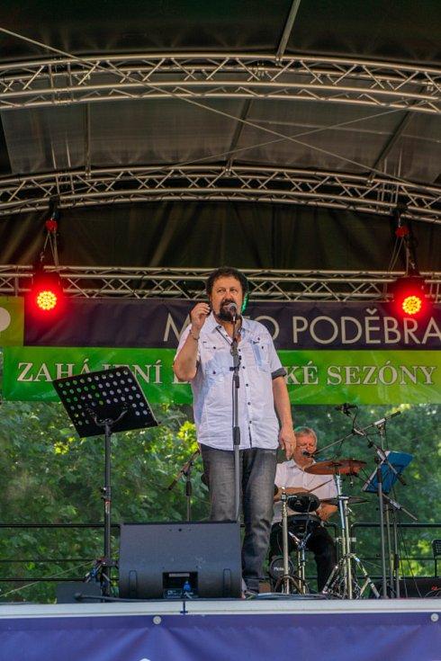 Zahájení lázeňské sezony v Poděbradech.