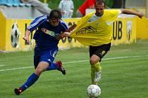Fotbalistům Litole nebude v dalším zápase chybět vyloučený Daniel Světlý. Dostal totiž podmínku