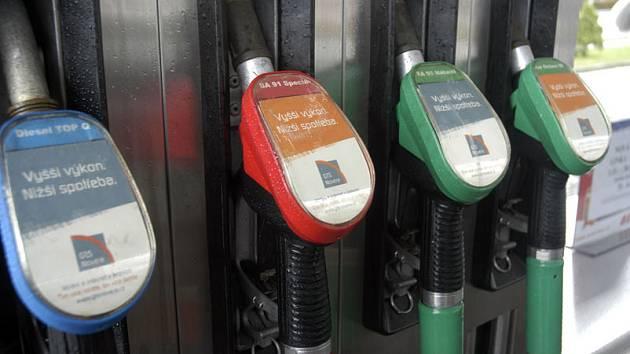 Jak se bude vyvíjet ceny benzinu letos?