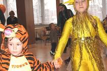 """Na dětském karnevalu v """"Kokosu"""" zářilo slunce"""