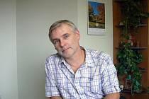 Šéf Trhu práce na pracáku Pavel Krpálek
