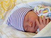 FRANTIŠEK Dytrych se narodil Denise a Jaroslavovi z Hořátve v pátek 15. prosince 2017 v 19.29 s mírami 50 cm a 3 630 g. Má brášku Venouška (3).