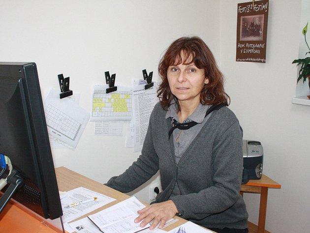 Ředitelka DDM Symfonie Poděbrady Eva Píšová.