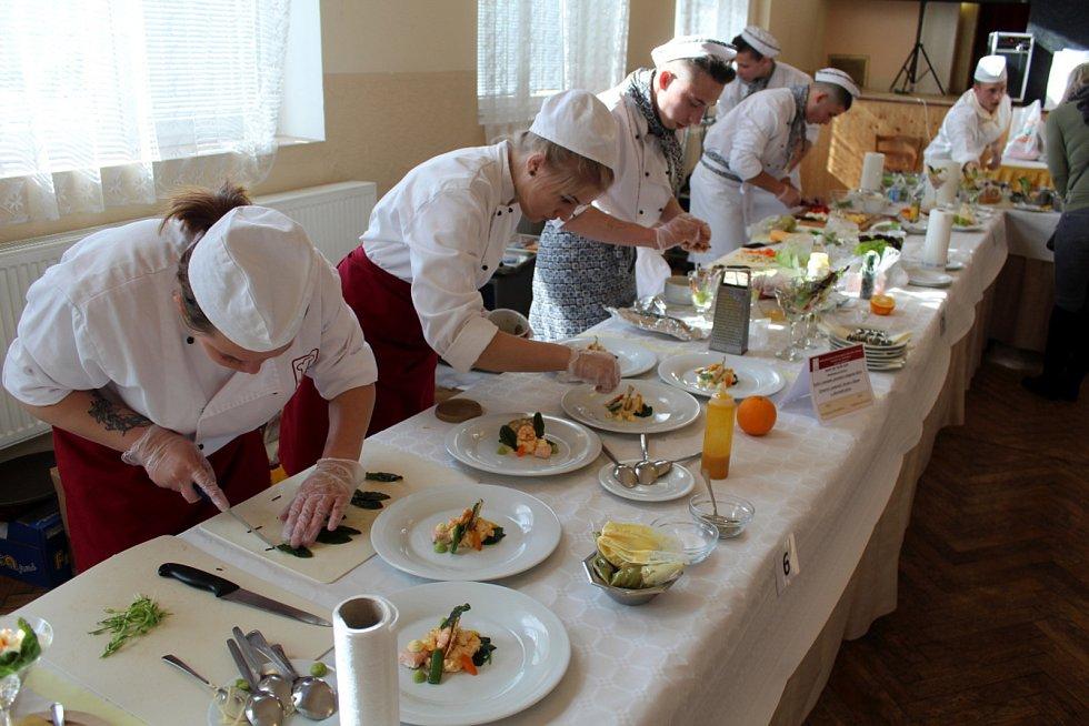 Soutěž Srdce na talíři se konala v Městci Králové už po šesté.