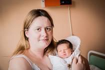 Damir Bylanich, Stará Lysá. Narodil se 5. února 2020 ve 3.08 hodin, vážil 3 420g a měřil 50 cm. Z chlapečka se raduje maminka Hanna, tatínek Ivan a sestra Viktoria (7 let).