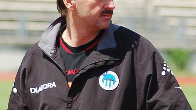 Fotbalový trenér František Šturma z Křince byl na stáži v Laziu Řím