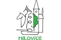 Nové logo města Milovice.