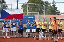 Nohejbalisté Čelákovic byly na MČR úspěšní.