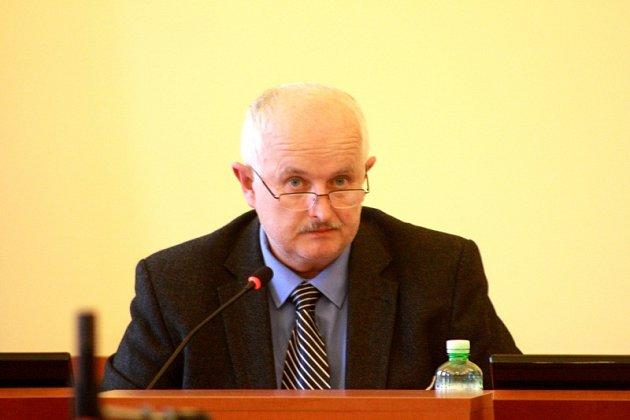 Starosta Ladislav Langr