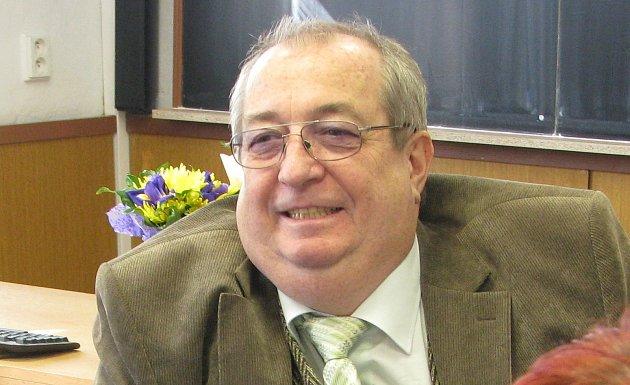 Jindřich Synek, ředitel SOŠ a SOU stavební Kolín