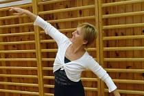 Bývalá přední gymnastka ČSSR Bohunka Řimnáčová vzpomíná na soustředění na Tyršáku