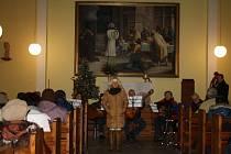 Tříkrálový koncert v Husově sboru