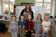 Základní škola Kostelní Lhota, třídní učitelka Markéta Hájková