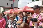 Oslavy 130. výročí založení SDH v Krchlebech