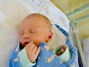 ALEX JE NOVÝ PODĚBRAĎÁK. Alex Daněk se narodil 30. září 2013 mamince Monice a tatínkovi Tomášovi z Poděbrad. Chlapeček po porodu měřil 49 cm a vážil tři kilogramy.