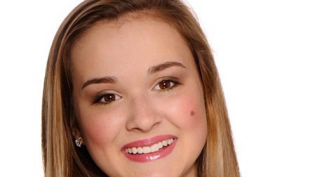 Číslo 1 – Denisa Skohoutilová, 16 let, Kolín.